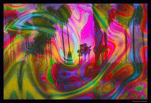 Shelter In Art / Faraway Land - Visual Artist Frank Bonilla