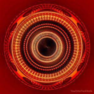 #0915201512 Golden Snake Weave - Visual Artist Frank Bonilla