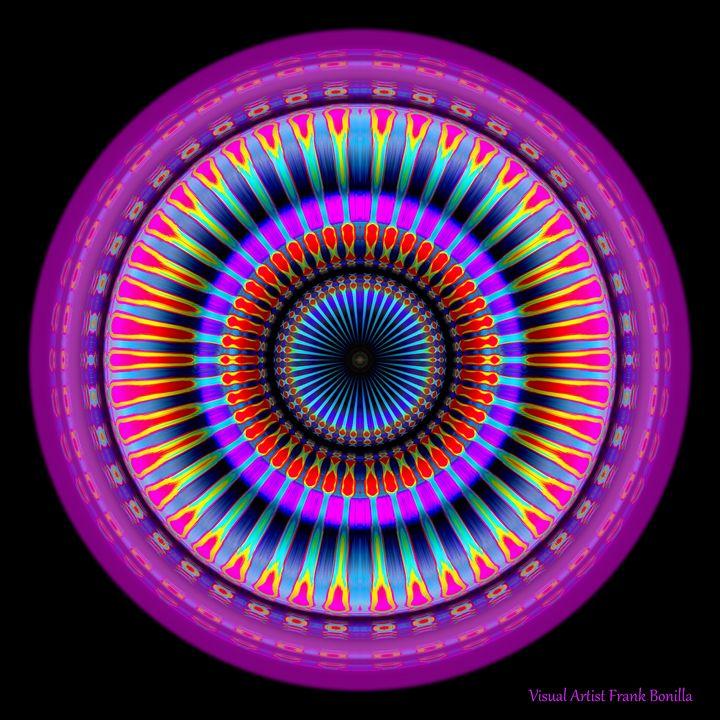#101520178 Pink Passion - Visual Artist Frank Bonilla