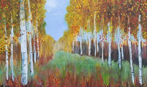 Forest Walk - Patty Baker