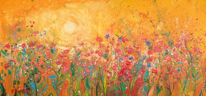 Floral Fiesta - Patty Baker