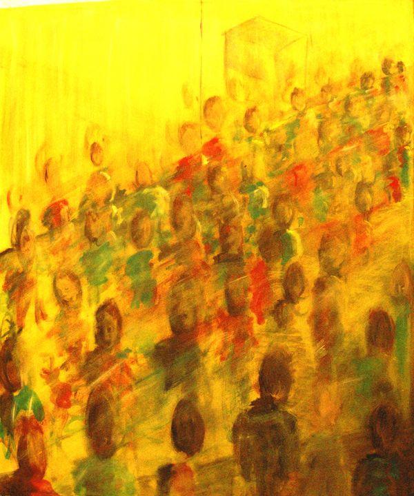 March Of Life IV - DecoArt navpav