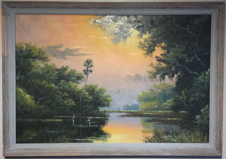 highman sam newton 2 of 3 highwaymen art paintings prints