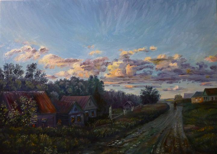 После дождя - Гузь Сергей