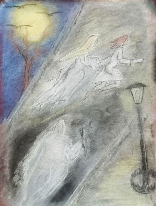 ghost - Olga Kudryavskaya