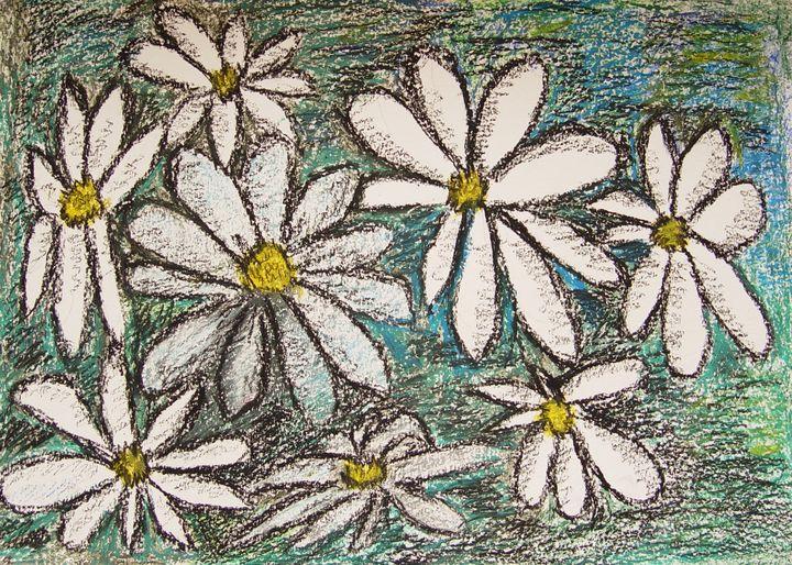 chamomile - Olga Kudryavskaya