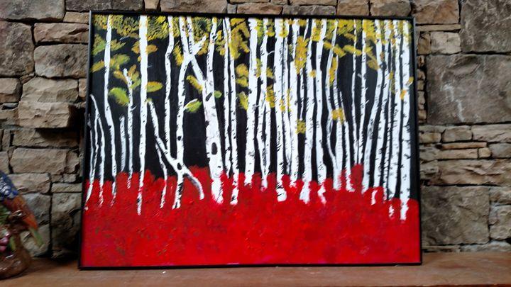 In the Forrest - LANA EVANS
