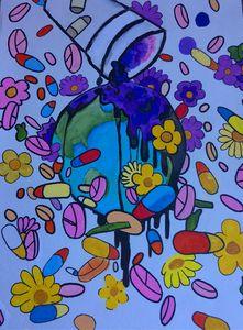 Wrld on Drugs Album Cover
