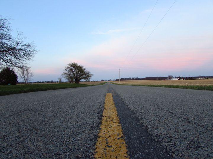 Country Sunset - Jake's Fine Art & Photography