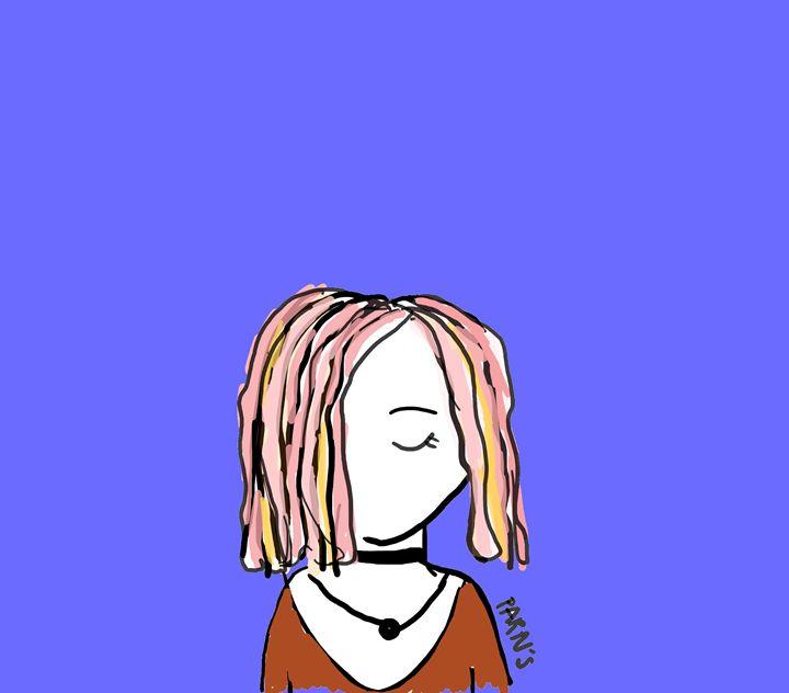 Purple Girl - PARN's