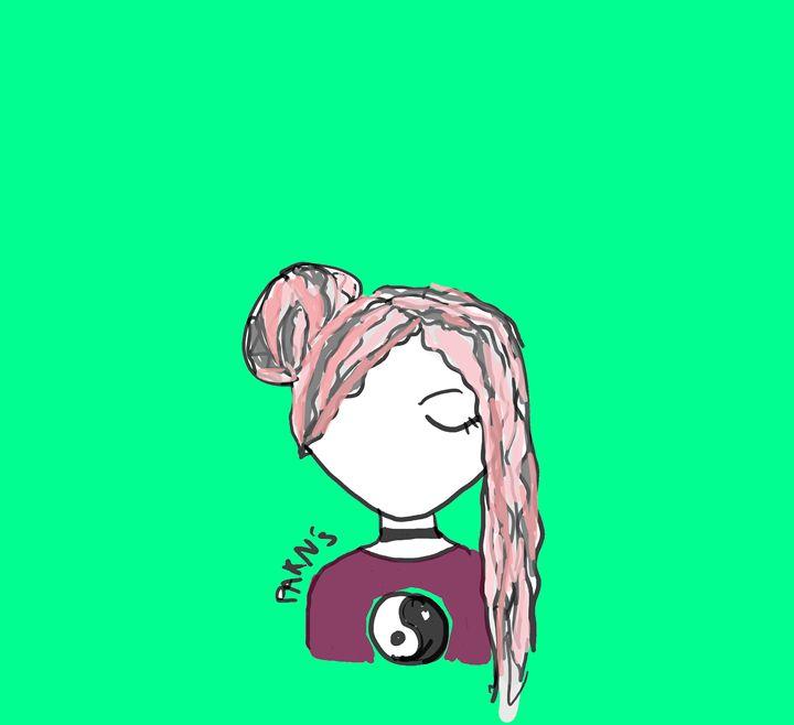 Green Girl - PARN's