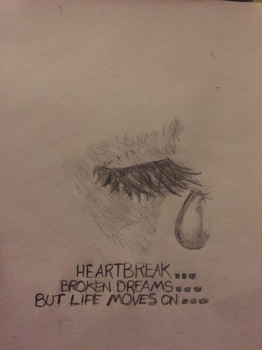 Heartbroken - AJ