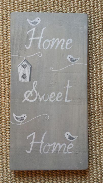 Home Sweet Home - Artykatie