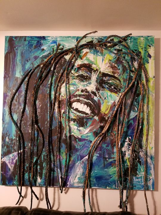 One Love Bob Marley - KLS Galleries