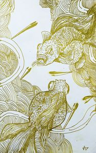 Goldfish Sketch