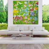 large,abstract,original painting