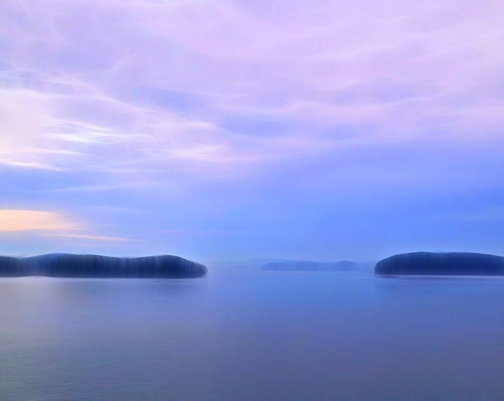 Islands in the Strait - byteSMART Digital Visions