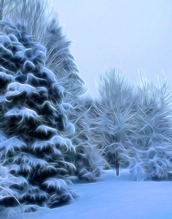 Winter Spirit/Court ofthe Snow Queen - byteSMART Digital Visions