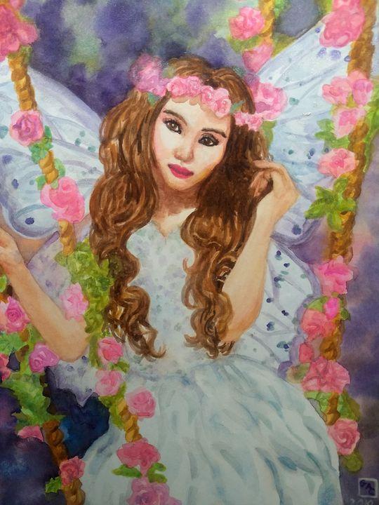 Wedding Fairy - Genie Chow