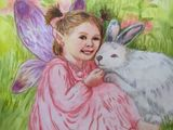 Fairy and Bunny