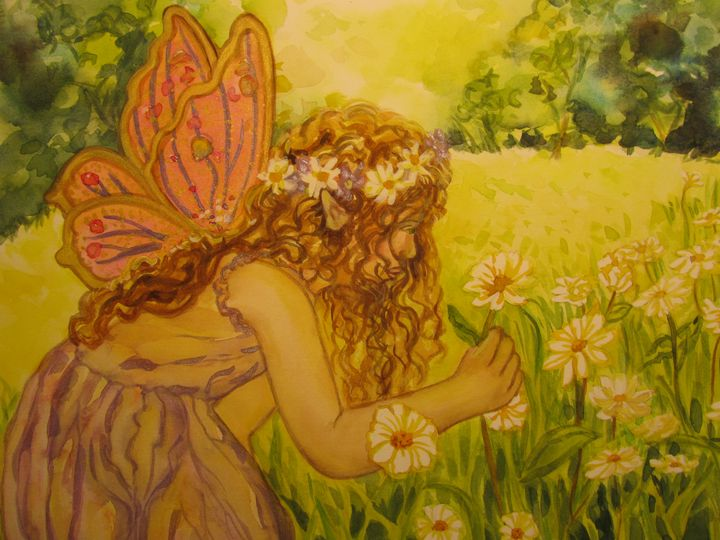 Daisy Fairy - Genie Chow
