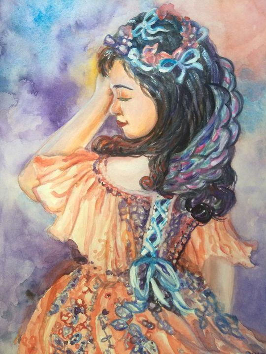 Gypsy Fairy - Genie Chow