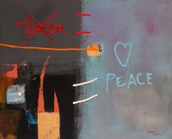 Peace - Tanto Crazy Art