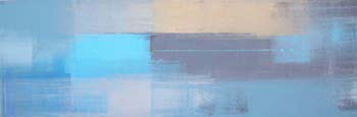 Blue line 2 - Tanto Crazy Art