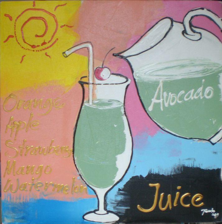 Juice - Tanto Crazy Art