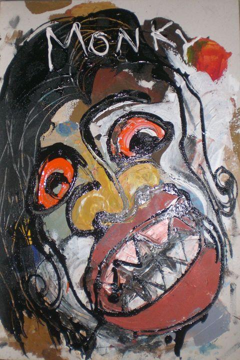 Monky - Tanto Crazy Art
