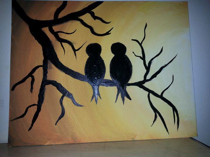 Dawn birds - Divya's gallery