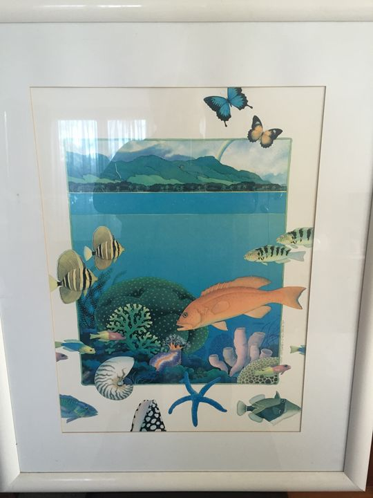 Reef Treasures 1 - Vic Edwards