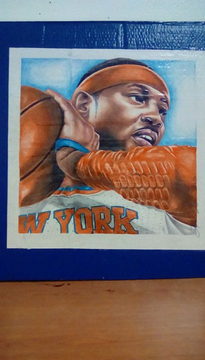Carmelo Anthony - Knoble Roots