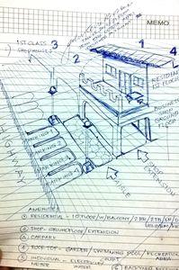 Jeda Concept's Shophouse - JEDA ART CONCEPT