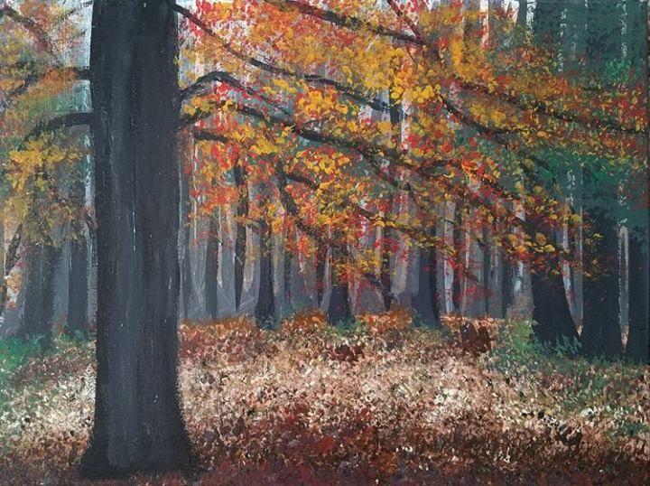 Fall Forest - Artnya