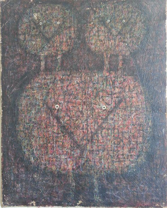 Alain Trez original - Modern African