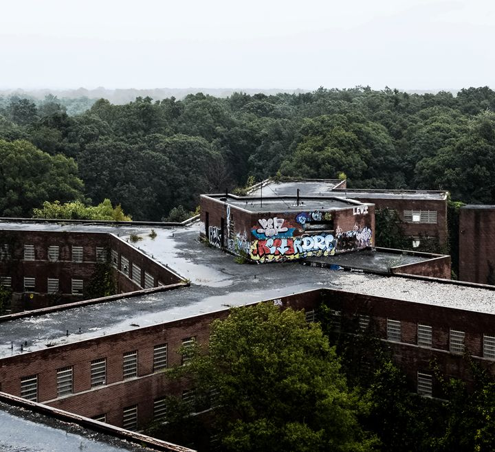 Kings Park Psychiatric Center - Laurance Grube Photography