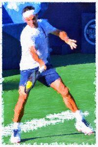 The Maestro Roger Federer