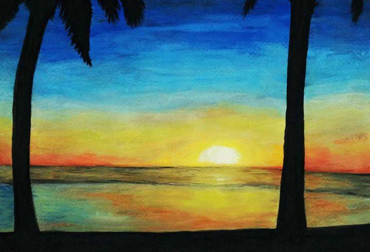 Hawaii Sunset - Julia's gallery
