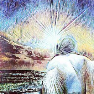 Watching Eternity - Eddie Wayne Russell