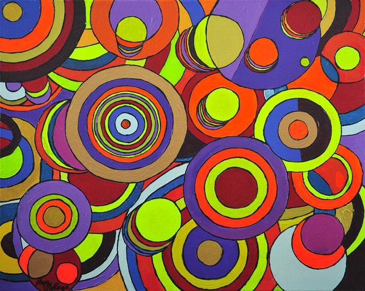 Bubbles - Maya Malaga