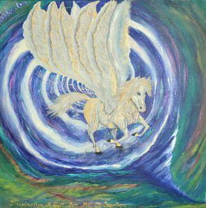 Pegasus Vortex - ShintaraRose Art