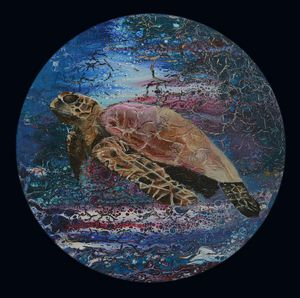 Deep Sea Turtle