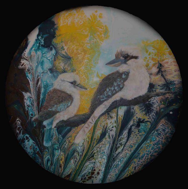 Kookaburra 2020 - ShintaraRose Art