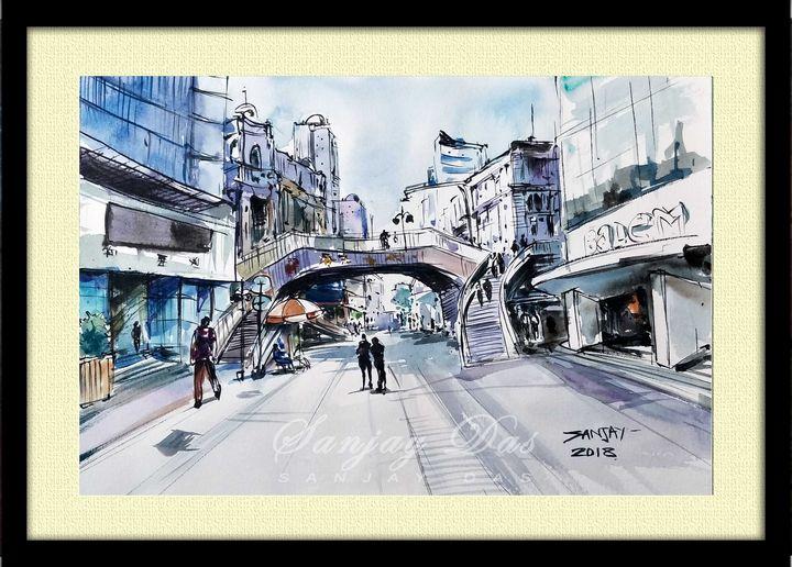 chaina cityscapes - SANJAY DAS