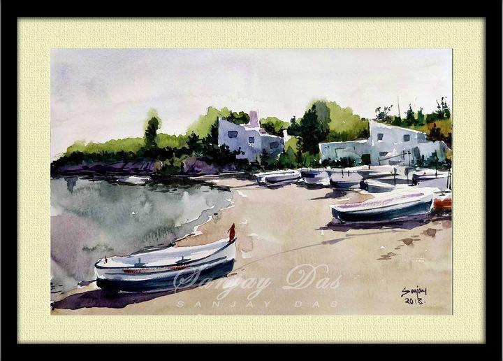 Boat house - SANJAY DAS