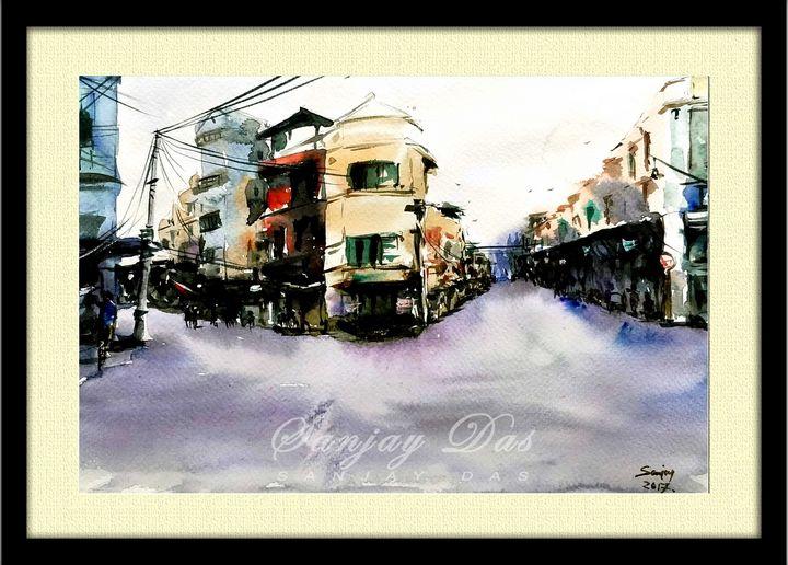 city in chaina - SANJAY DAS