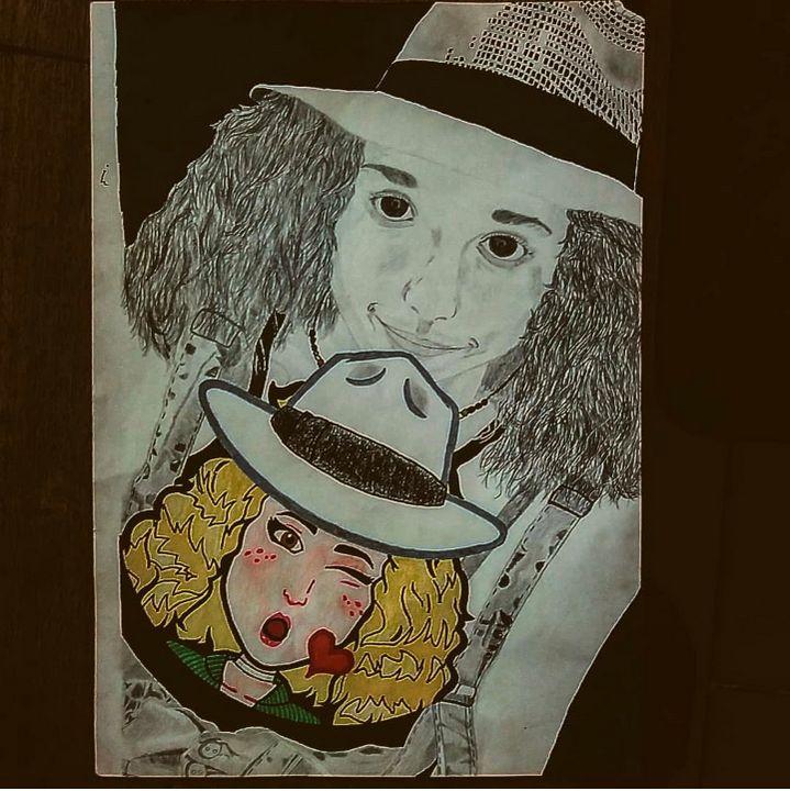 Friend - Picasso Evergreen01