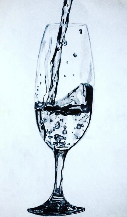 a glass of champagne? - Picasso Evergreen01