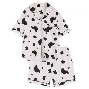 Black and White Pajamas.